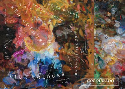 Fejős Miklós: Colourado /// 2014 · számítogépes grafika