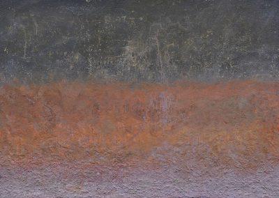 Fejős Miklós: Mohács /// 2005 · 125 × 185 cm · akril, farost